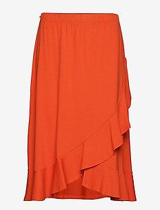 Saphira skirt - PUMPKIN