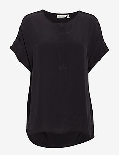 Drua top - BLACK