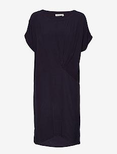 Omia dress - NAVY
