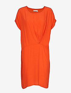 Omia dress - PUMPKIN