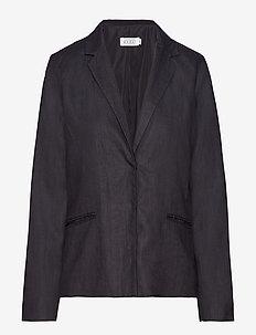 Jasmin jacket - BLACK