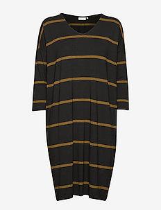 Nebine dress - GINGER ORG