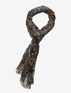 Aume scarf - GINGER ORG