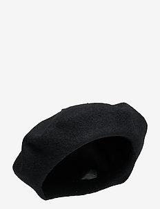 Amelie beret - BLACK