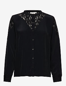 Ingella blouse - BLACK