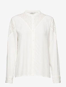 Ingella blouse - CREAM