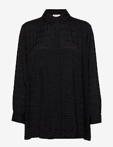 Inana blouse - BLACK
