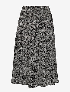 Sondra skirt - BLACK ORG