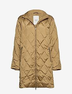 Tonya coat - LIZARD