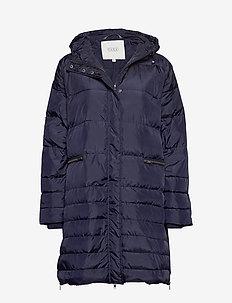 Terra coat - NAVY