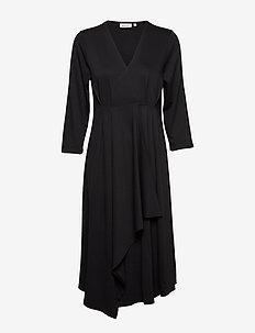 Nikassi dress - BLACK