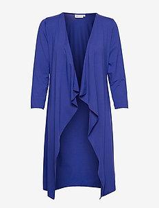Ibone - kimonot - clematis blue
