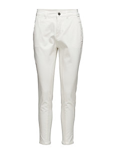 Parvana trousers fixed waist - CREAM