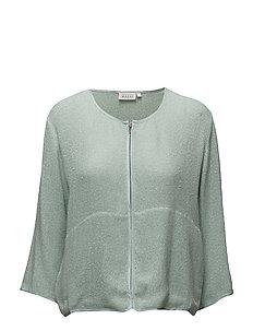 Janel jacket A-shape 3/4 slv - LOTUS