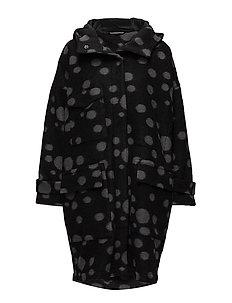 Tutti coat oversize - STONE ORG