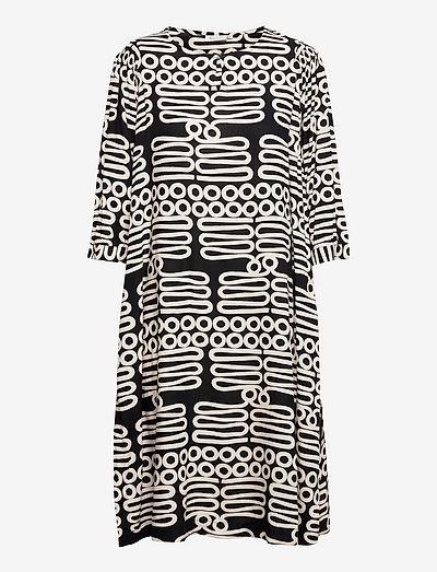 Niana - alledaagse jurken - black