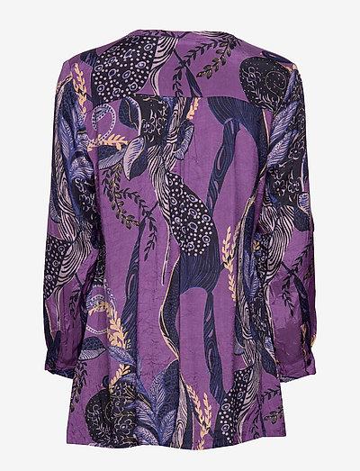 Masai Baha Top- Bluzki & Koszule Violet Org