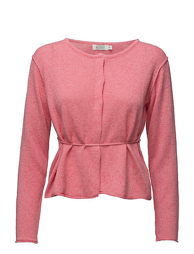 Lamia cardigan fitted - LYCHEE