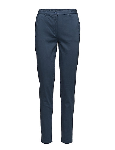 Piara trousers - INDIGO ORG