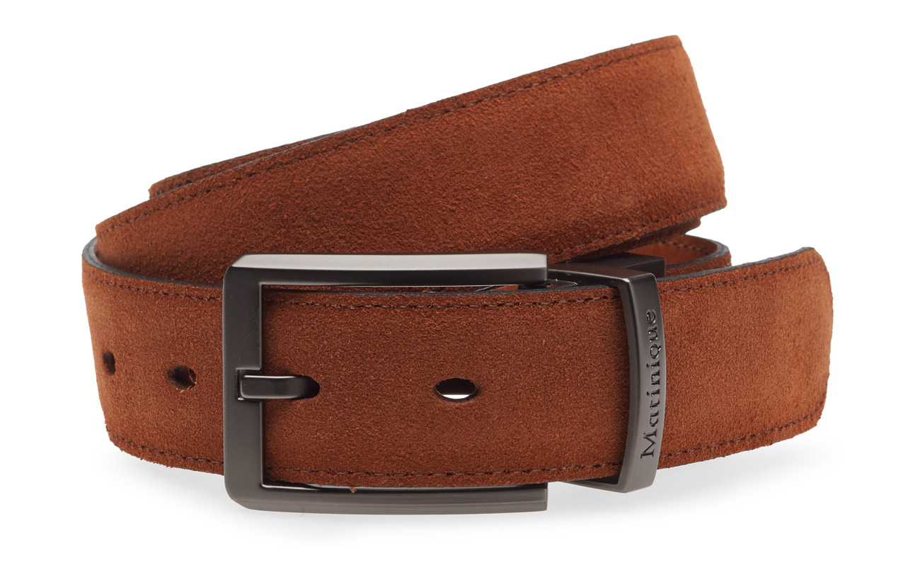 Matinique ReverstonMA Reversible Belt - COGNAC