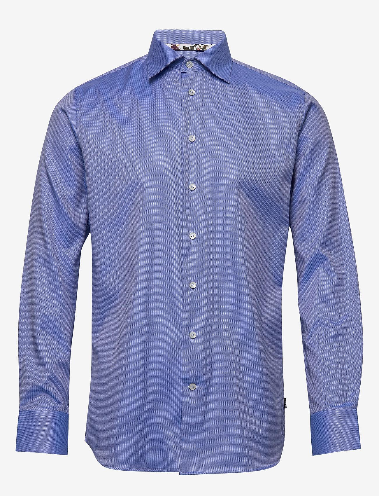 Matinique Marc - Chemises CHAMBREY BLUE oDrR6jaM