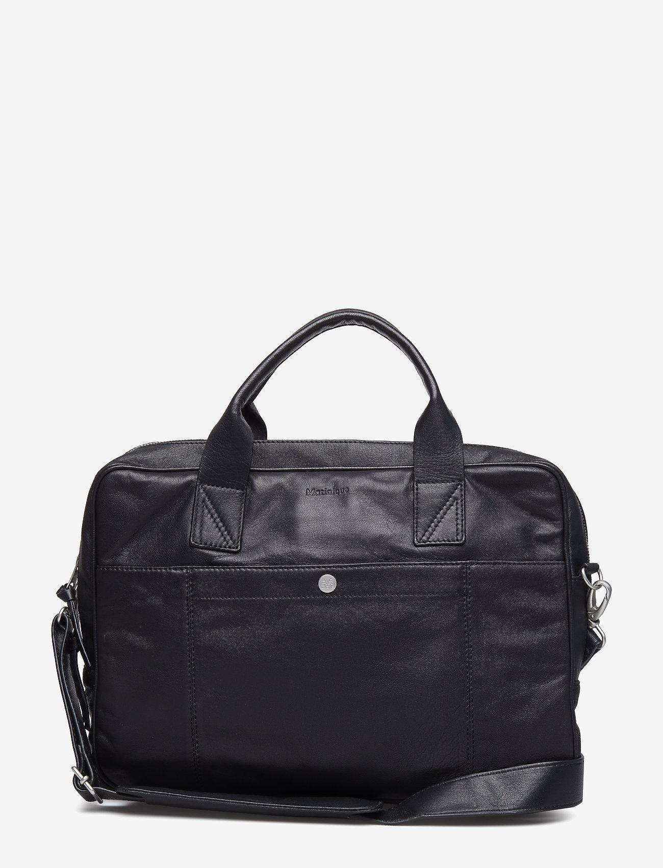 Matinique - CommuterMA L - briefcases - black - 1