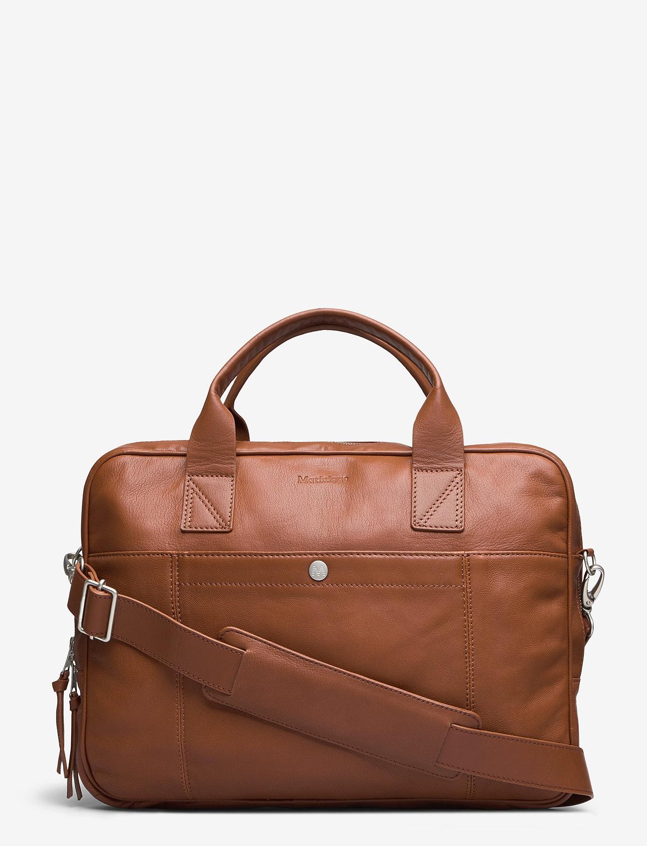 Matinique - CommuterMA L - briefcases - cognac - 1
