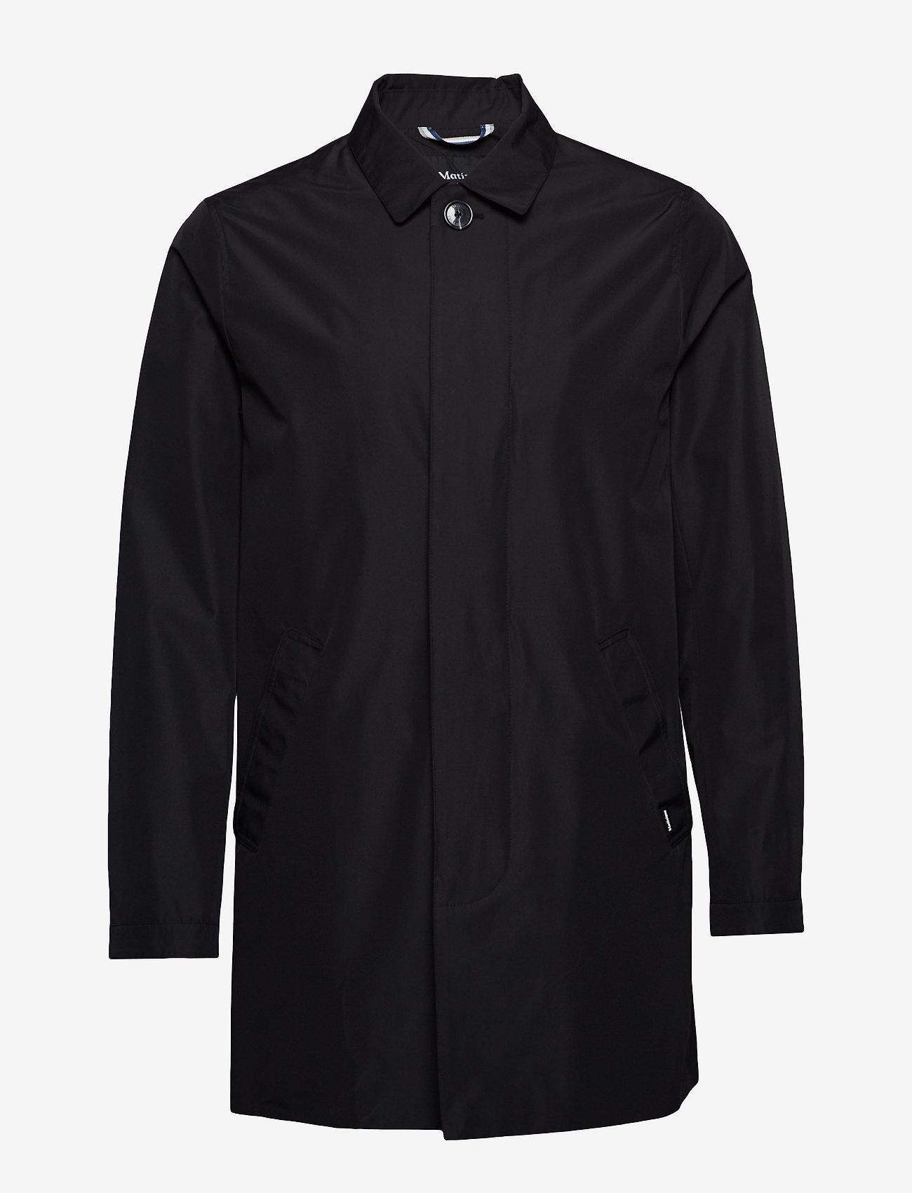 Matinique - MAmiles Mac - manteaux legères - black - 1