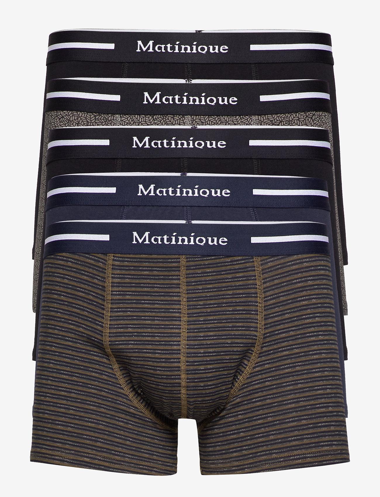 Matinique - MAn Grant - undertøy - pattern