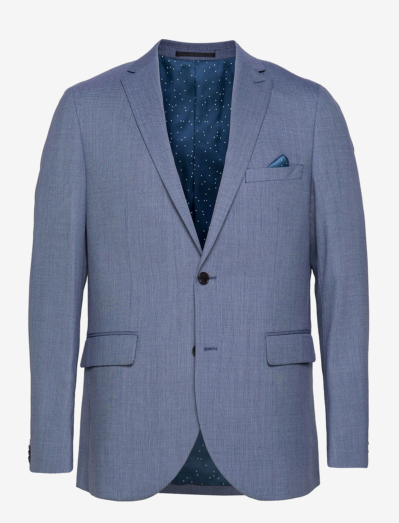 Matinique - MAgeorge F - single breasted blazers - mediterranien blue - 0