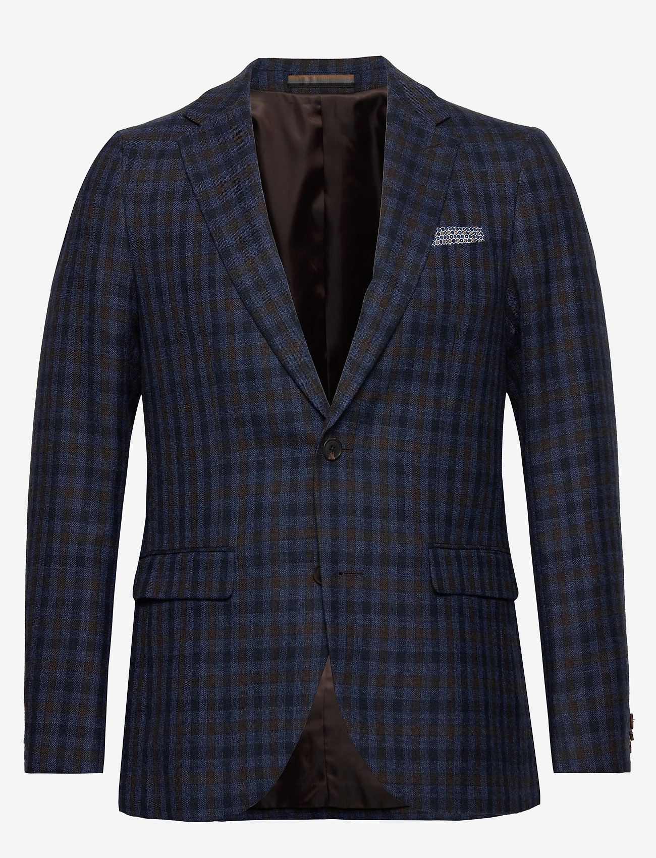 Matinique - MAgeorge - single breasted blazers - insignia blue - 0