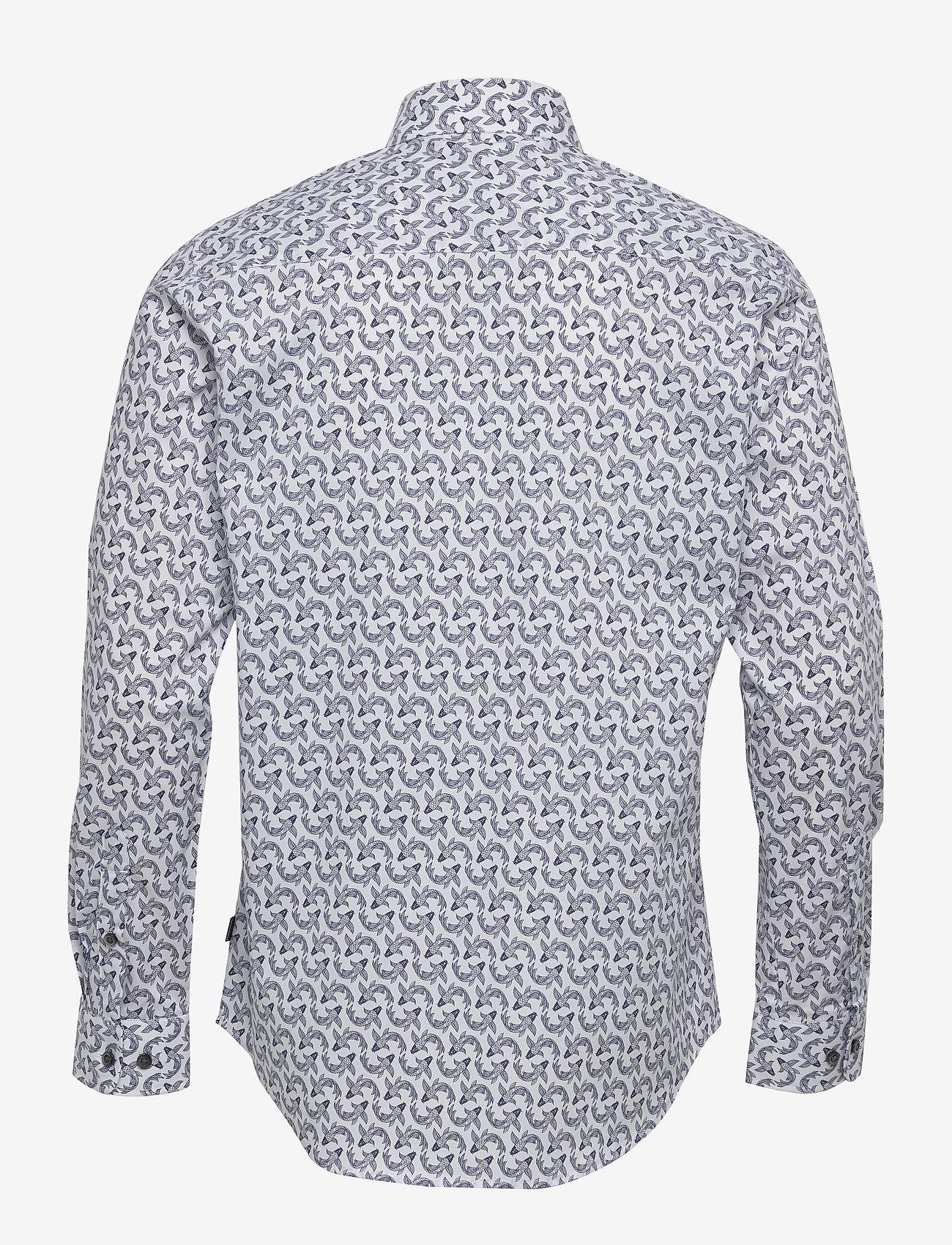 Matinique MAtrostol B5 - Skjorter WHITE - Menn Klær