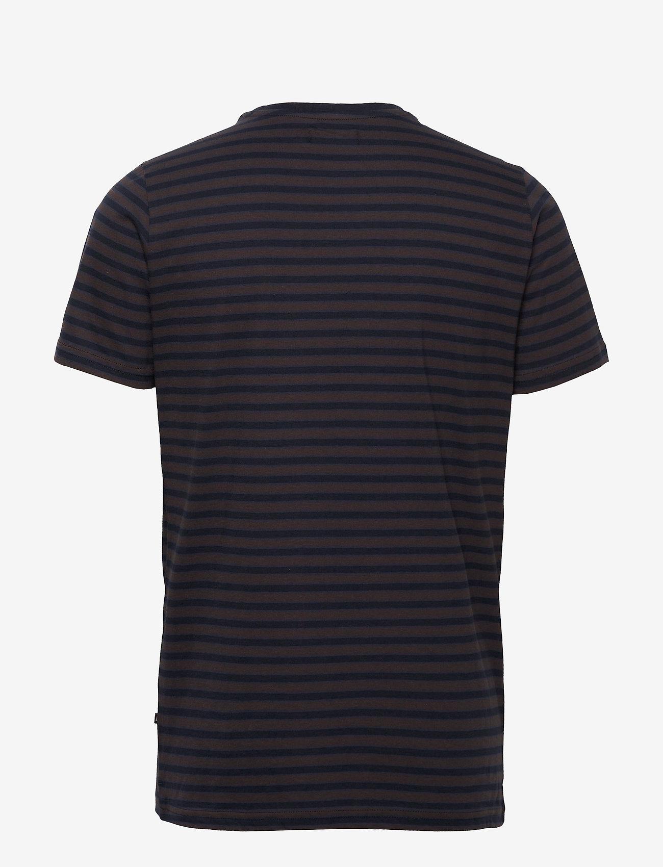 Matinique MAjermane - T-skjorter DARK BROWN - Menn Klær