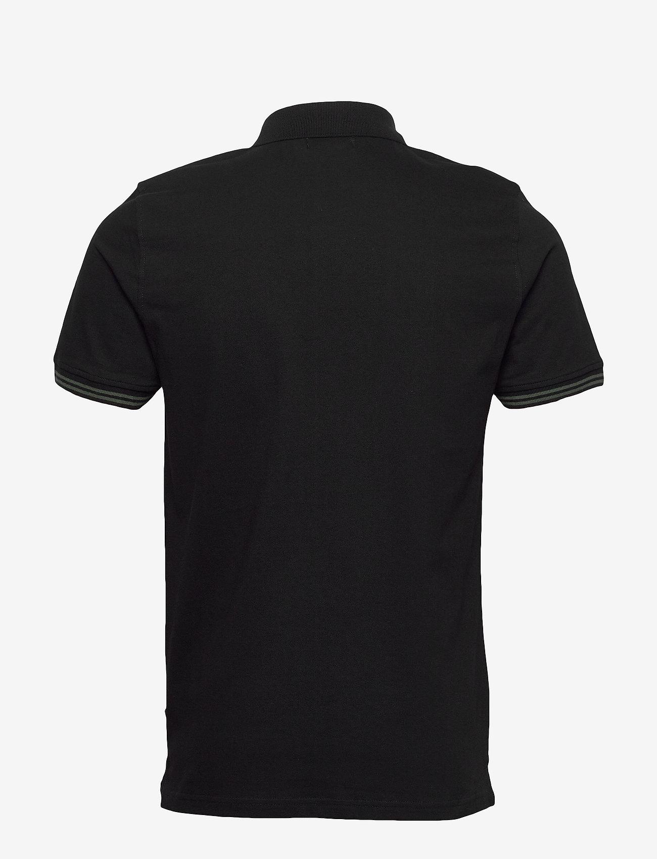 Matinique MApoleo DS - Poloskjorter BLACK - Menn Klær