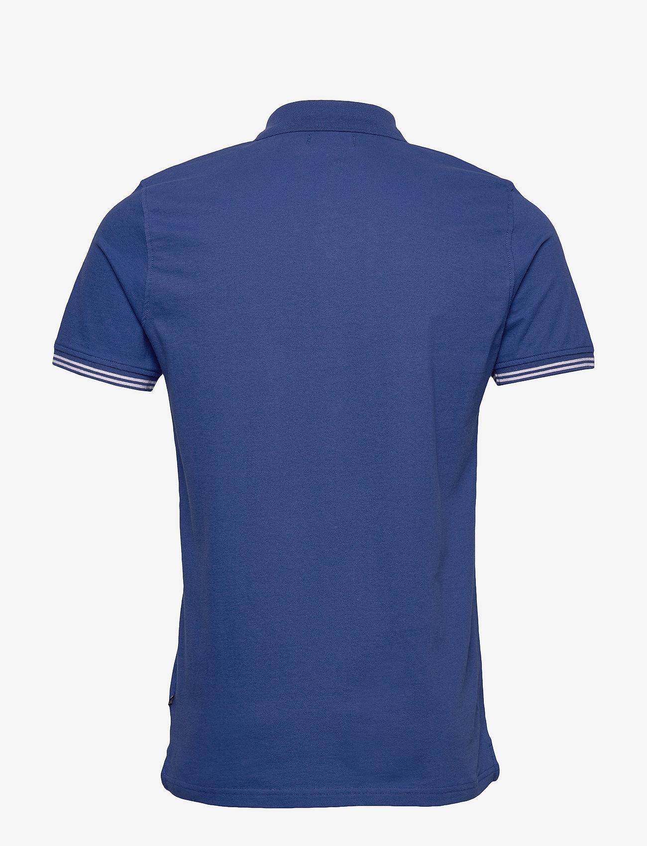 Matinique MApoleo DS - Poloskjorter MEDITERRANIEN BLUE - Menn Klær