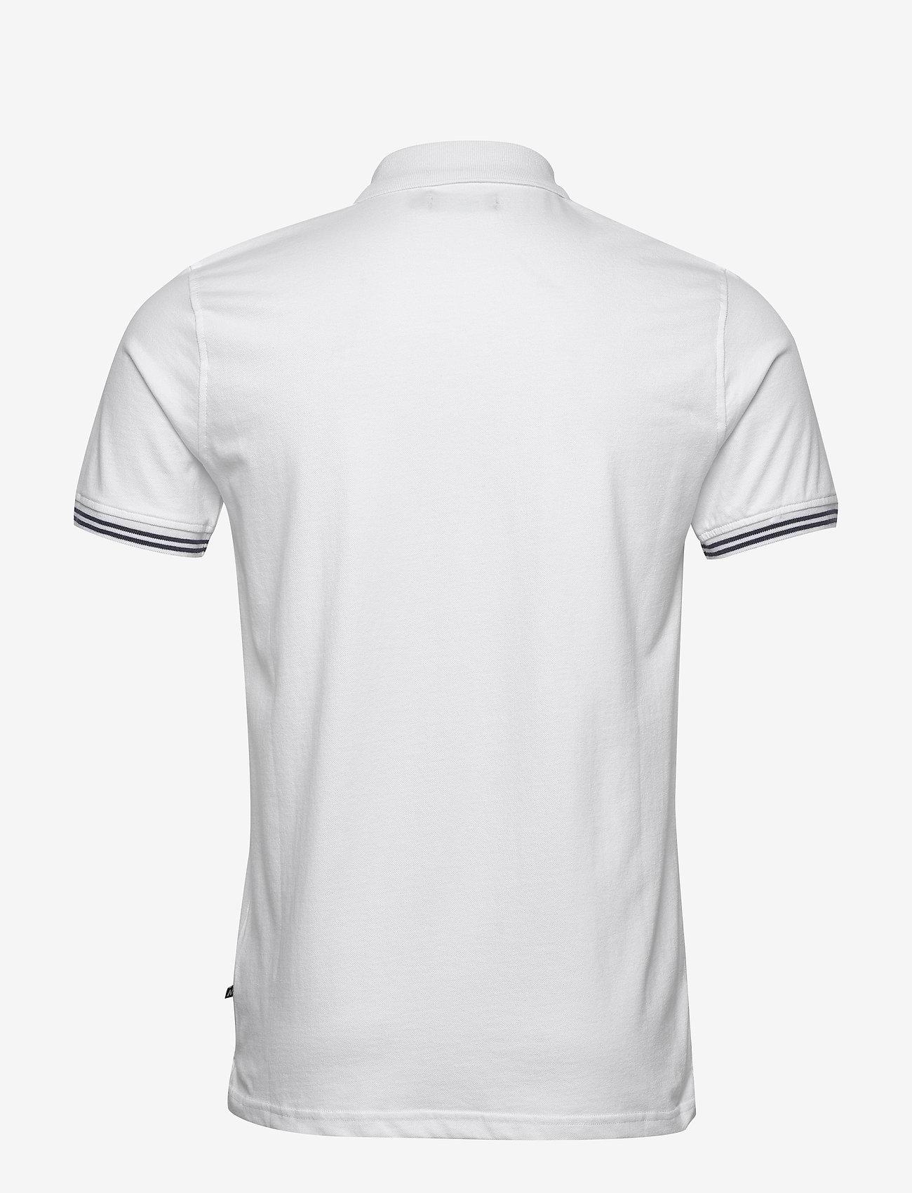 Matinique MApoleo DS - Poloskjorter WHITE - Menn Klær