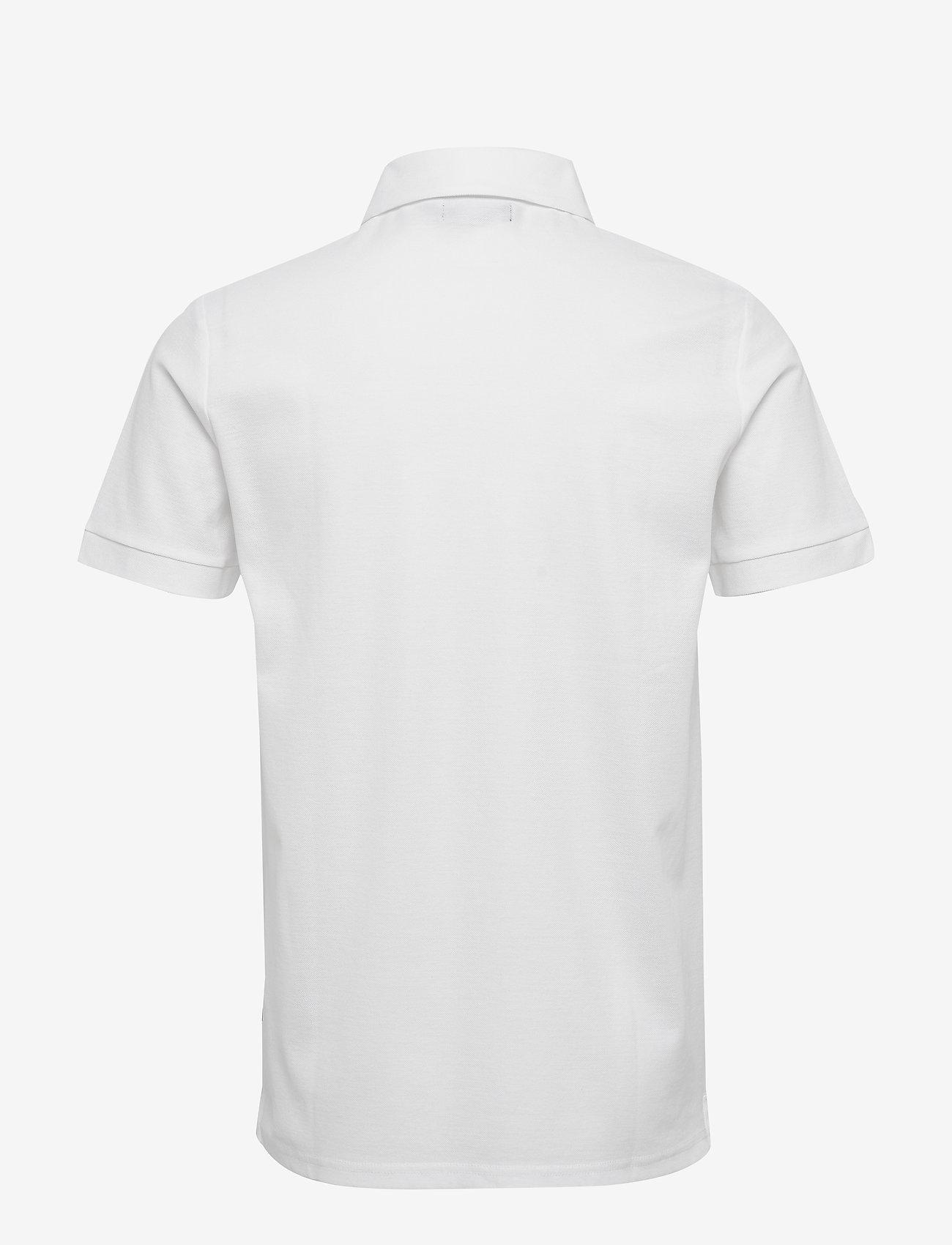 Matinique MAdaynon - Poloskjorter WHITE - Menn Klær