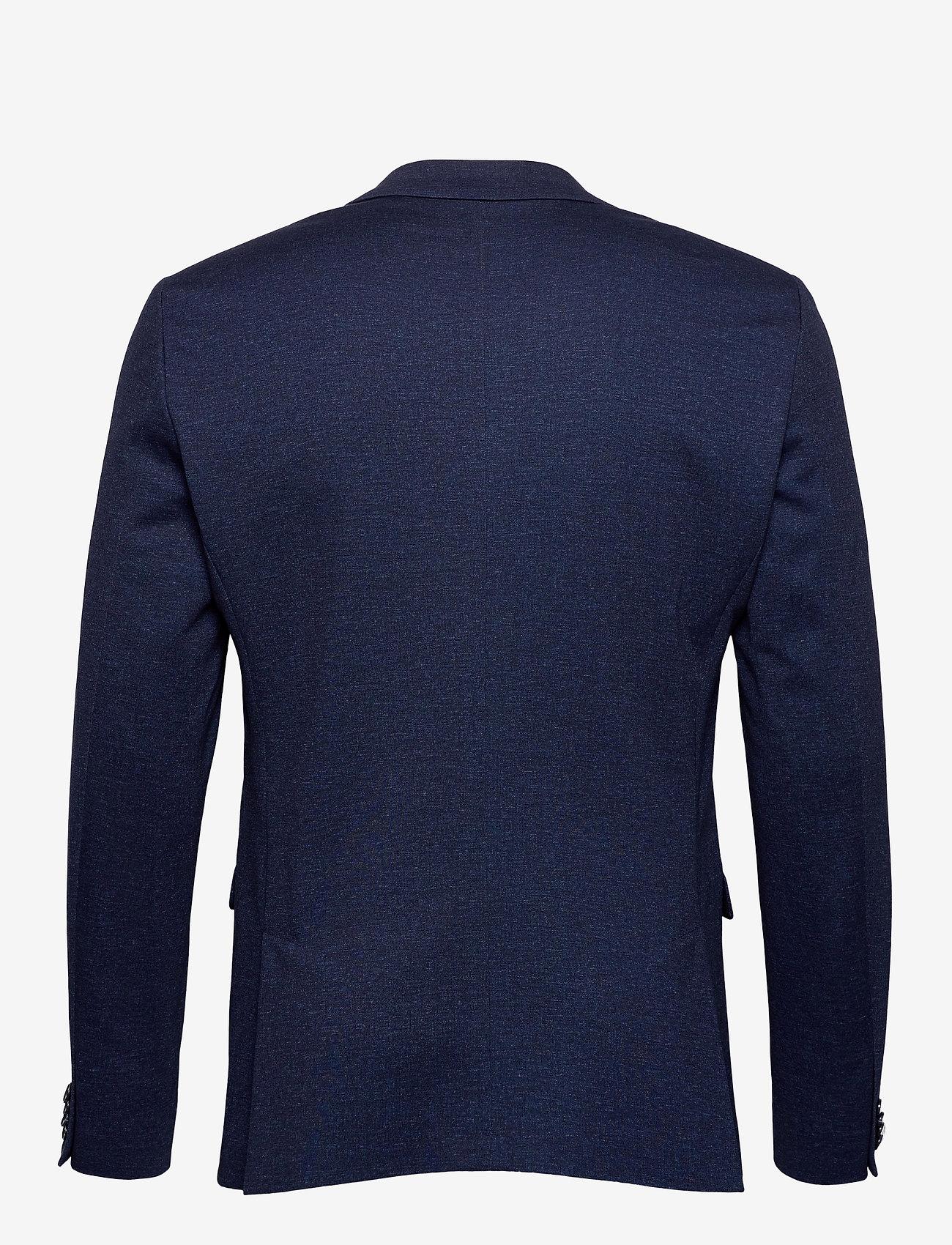 Matinique - MAgeorge Jersey - enkelknäppta kavajer - ink blue - 1