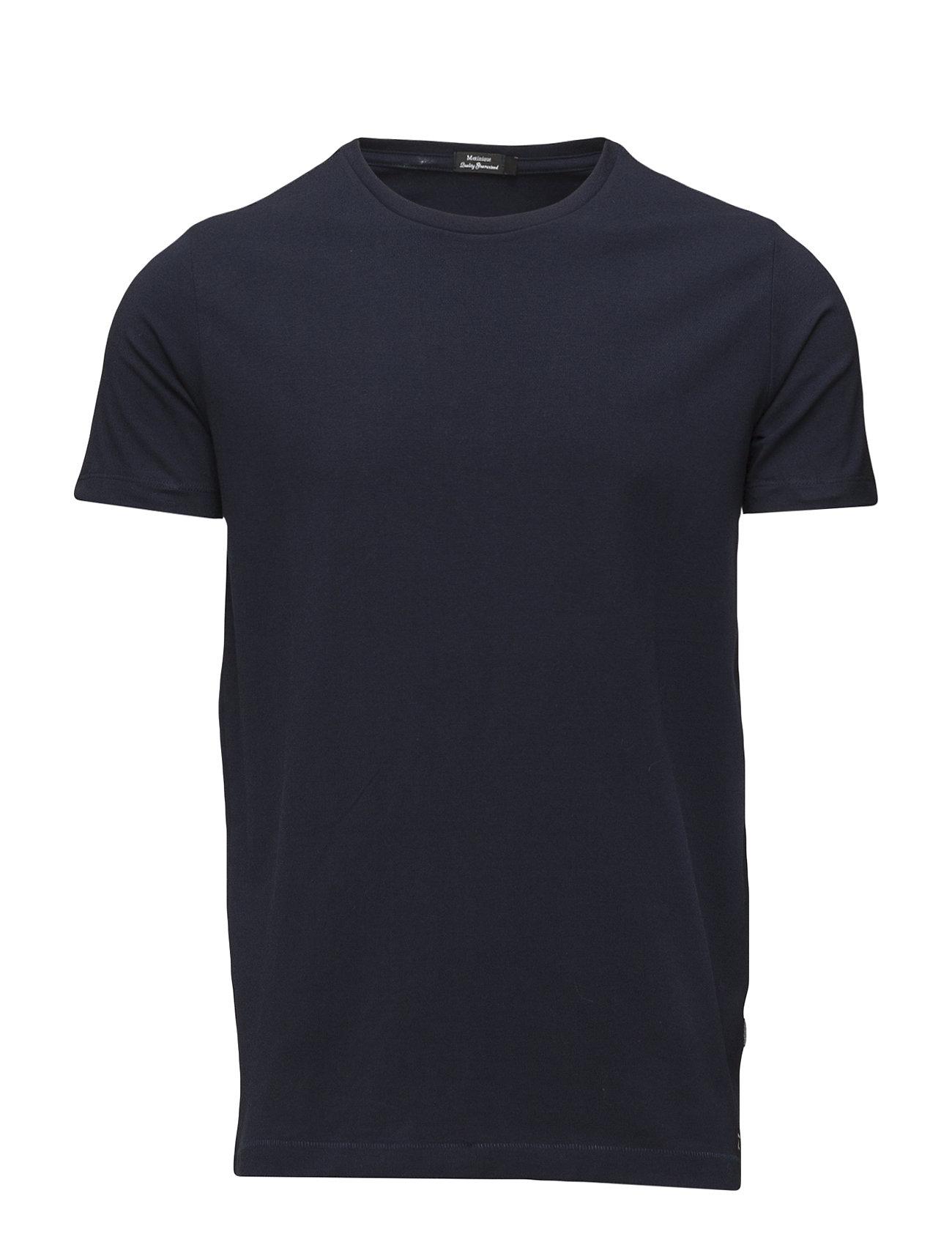 Matinique Jermalink Cotton Stretch - MIDNIGHT BLUE