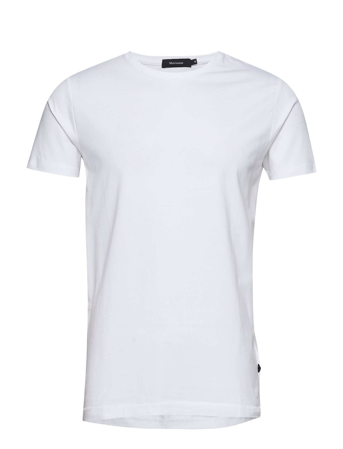 Matinique Jermalink Cotton Stretch - WHITE