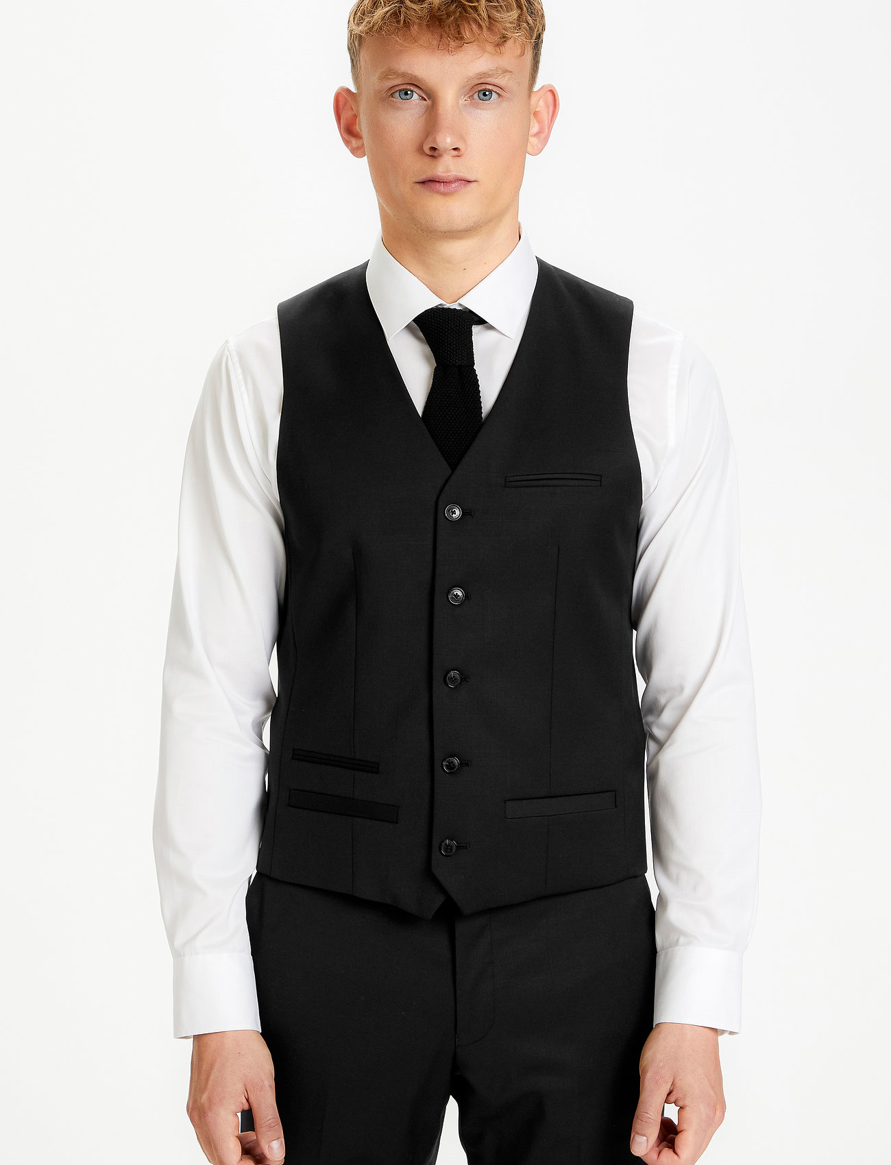 Matinique - Breck - waistcoats - forged iron - 0