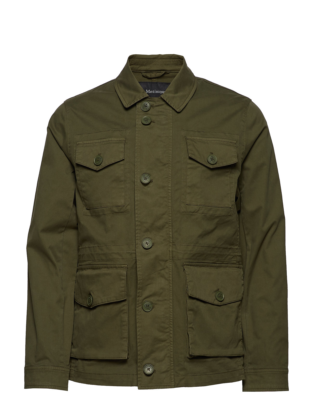 Matinique Grayer - WASHED ARMY