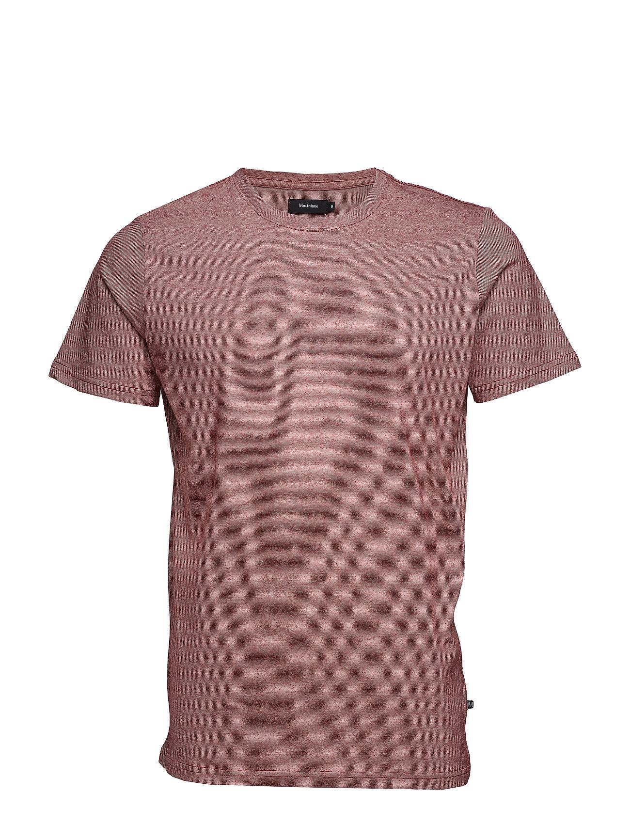 2814b4a7 Jermane kortærmede t-shirts fra Matinique til herre i Blå - Pashion.dk