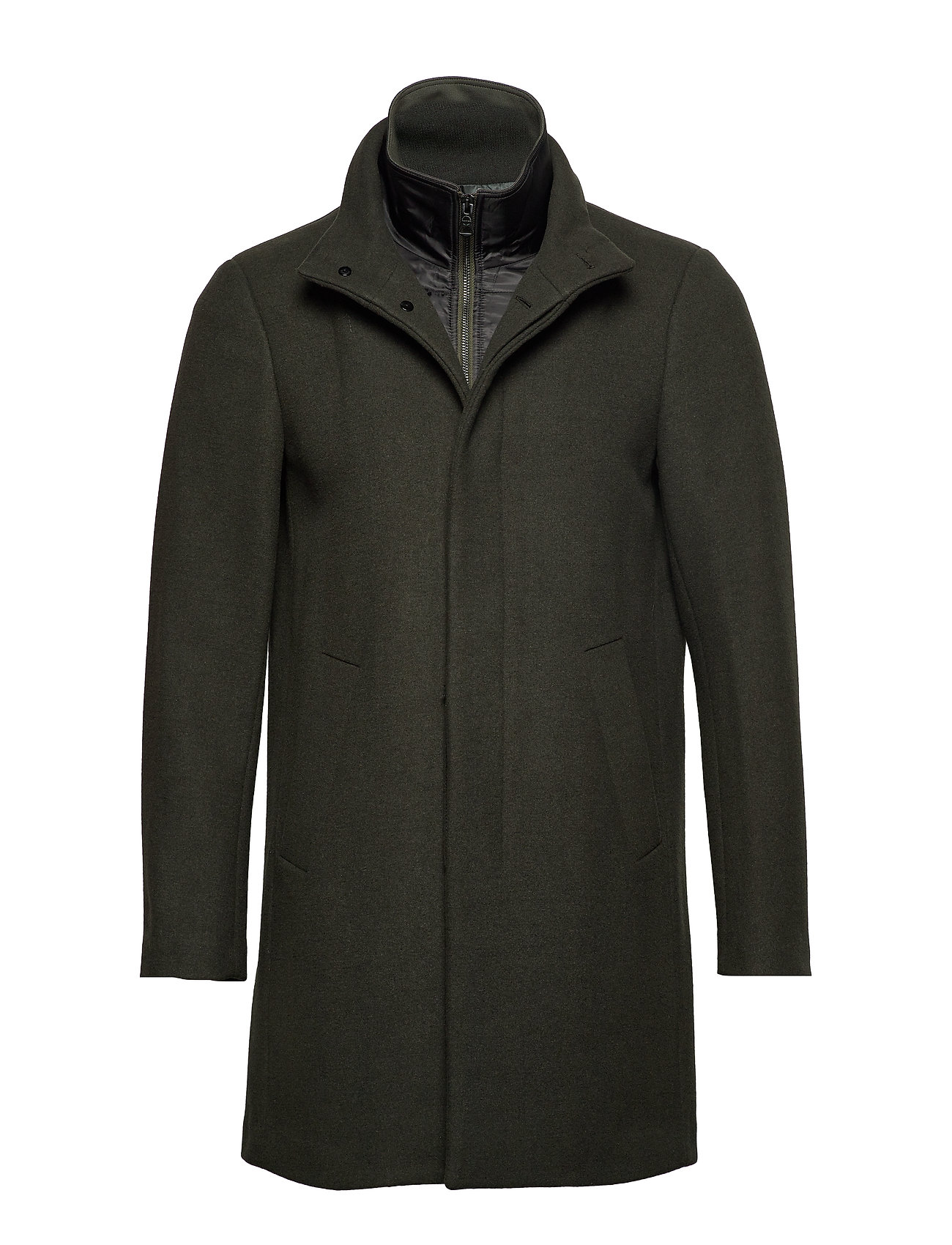 Matinique Harvey N Classic wool - FOREST NIGHT
