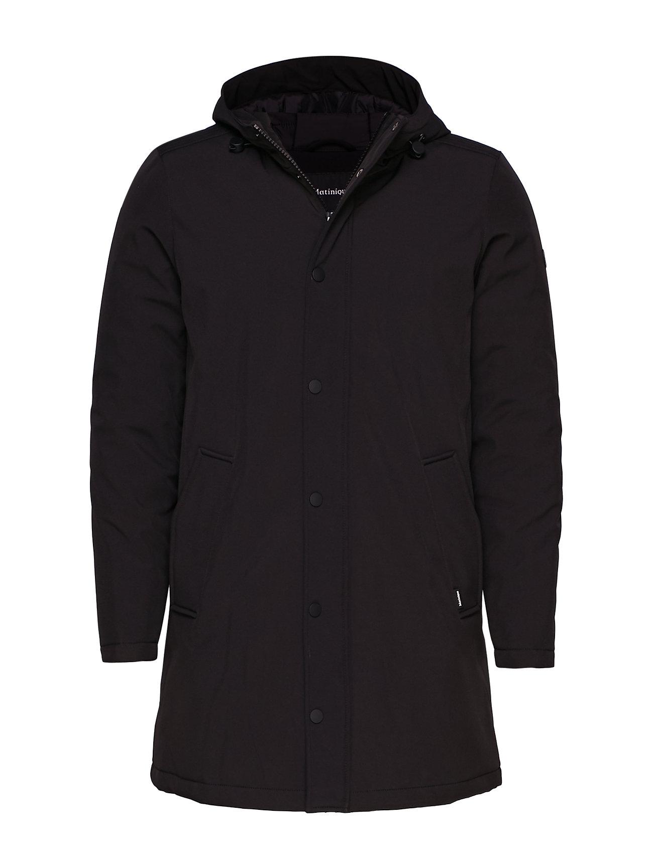 Matinique Deston Campaign Hood - BLACK