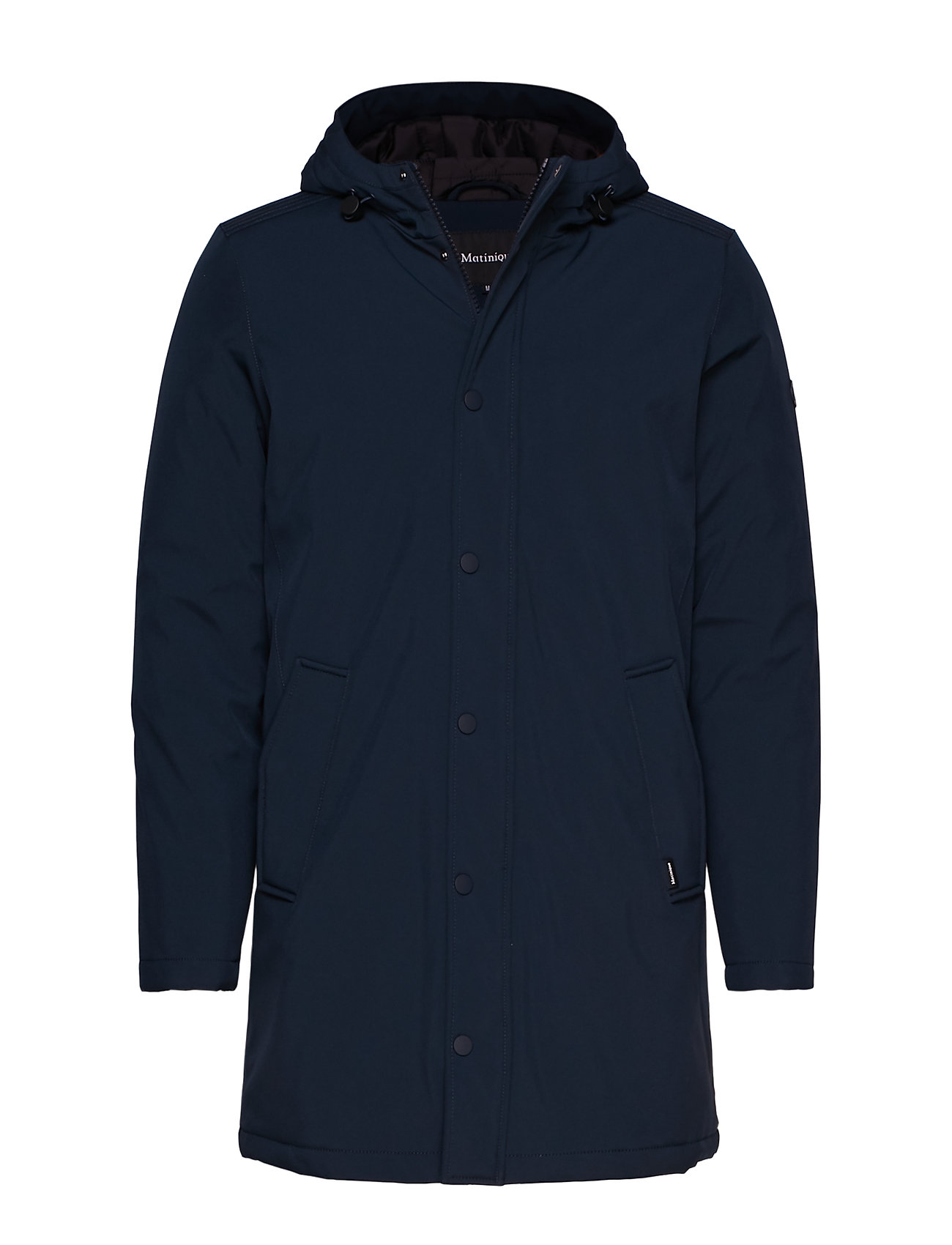 Matinique Deston Campaign Hood - DARK NAVY