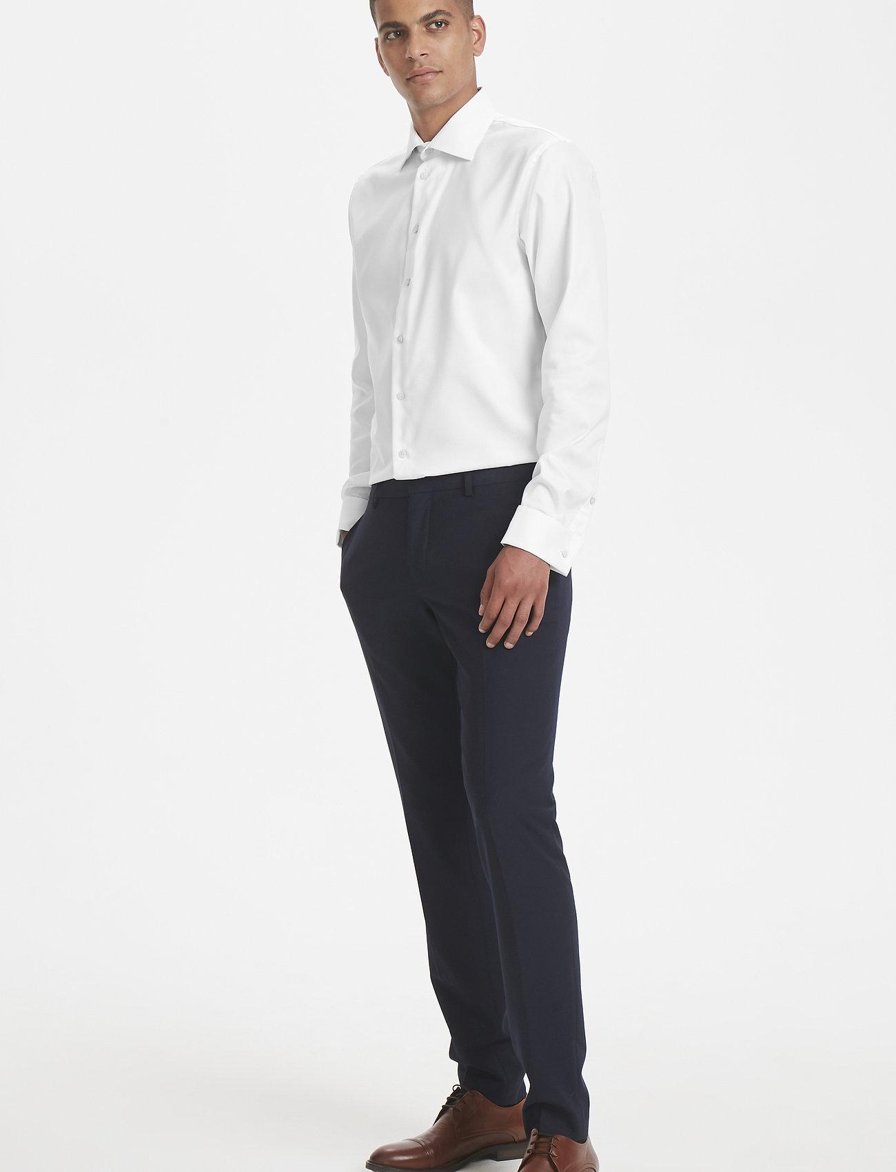 Matinique Marc Double Cuff - Chemises WHITE lWiIo6TG