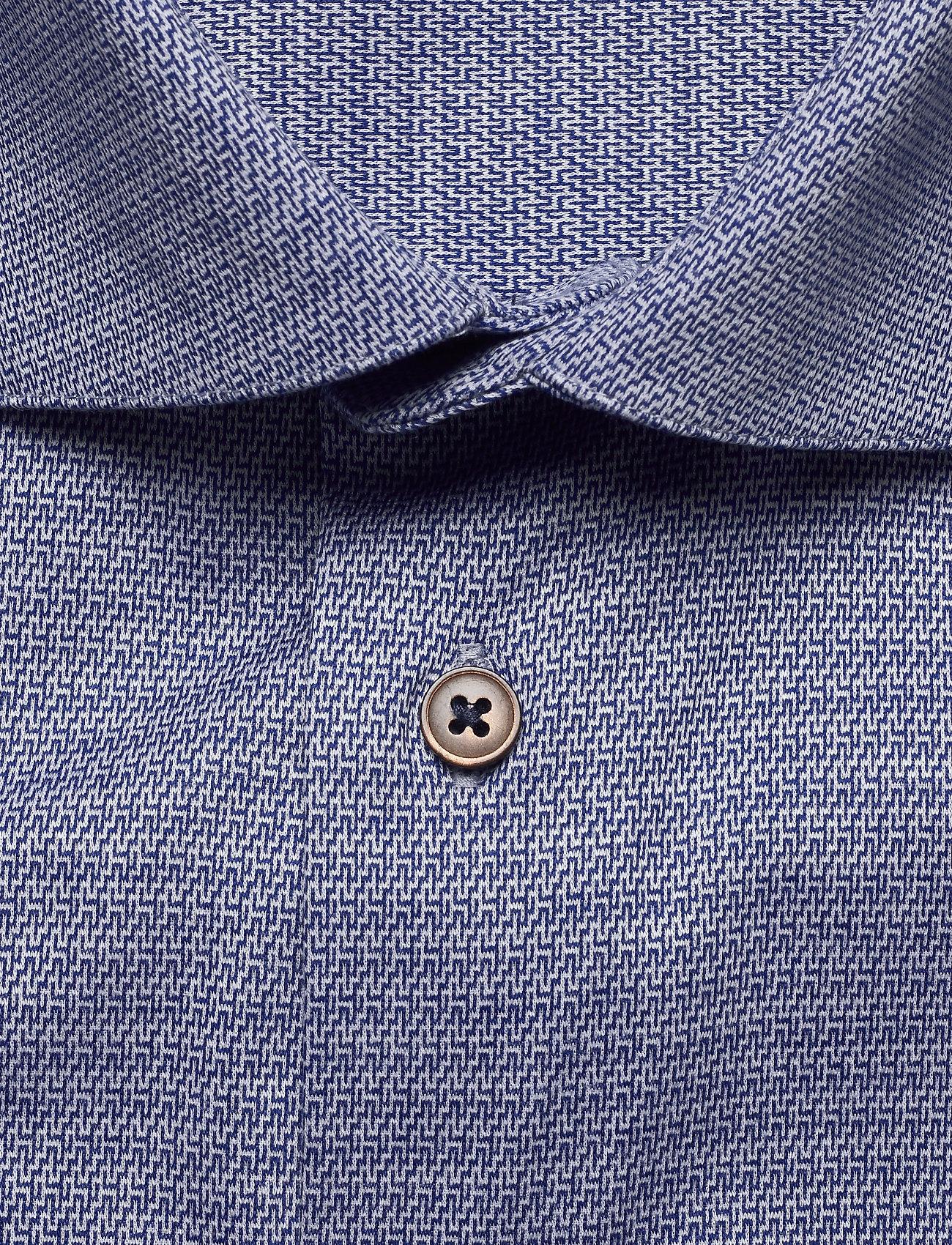 Matinique - MAmarc N - geruite overhemden - ink blue - 7