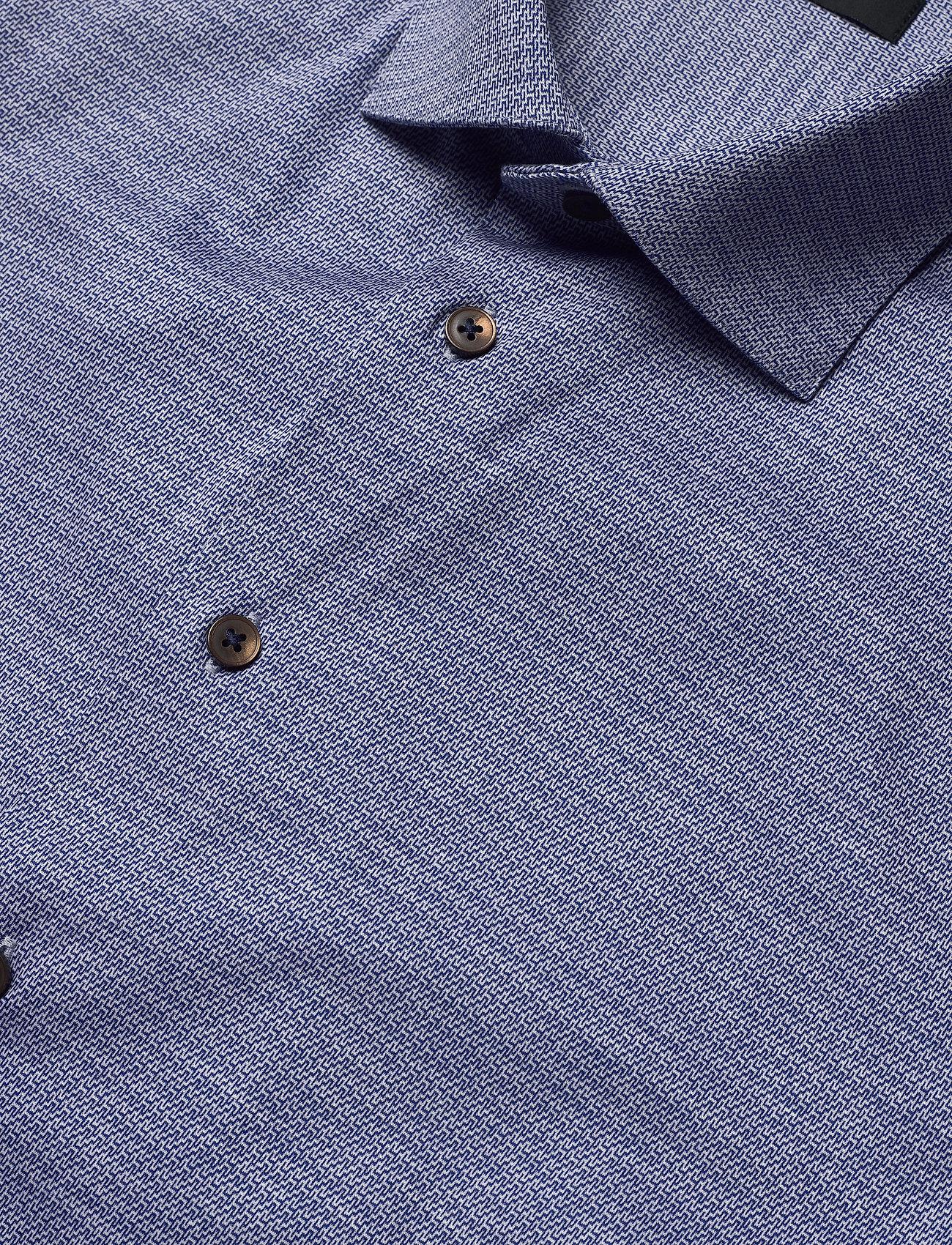 Matinique - MAmarc N - geruite overhemden - ink blue - 8