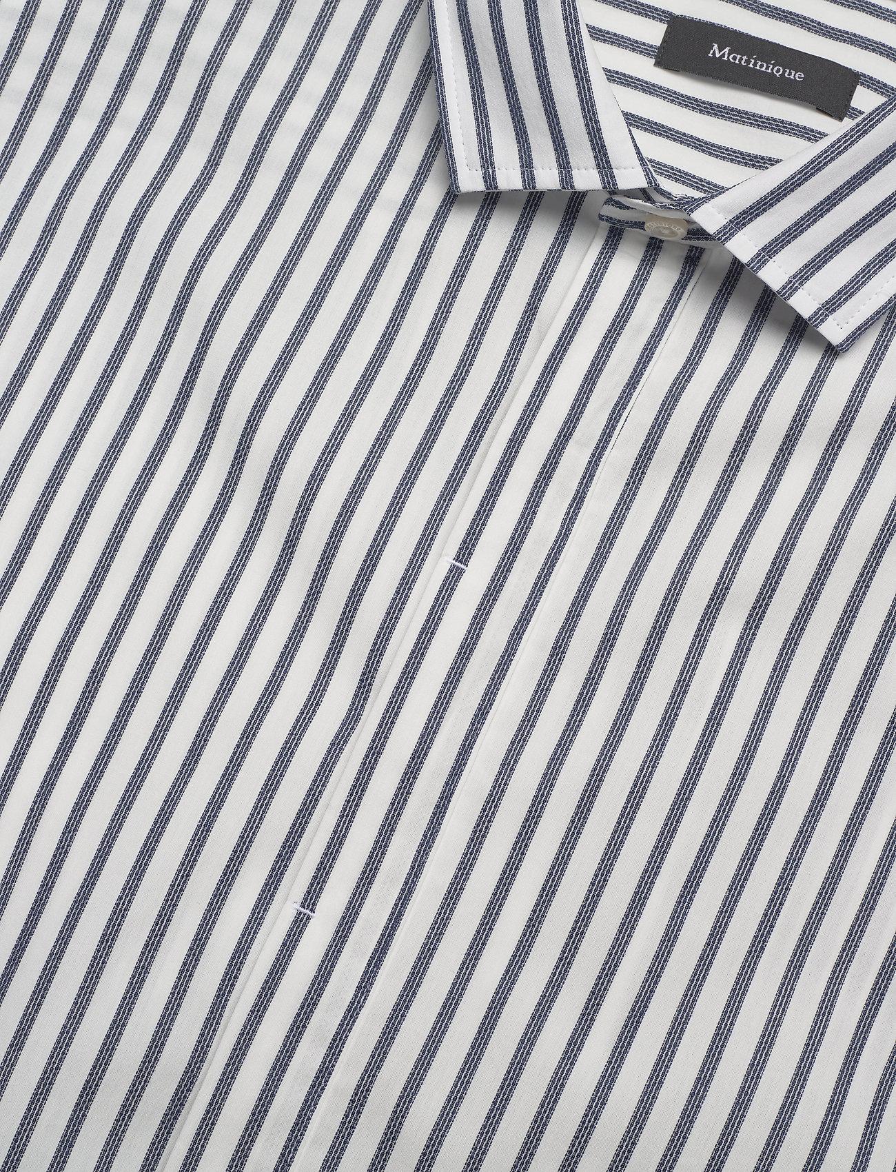 Matinique MAtrostol C Placket - Skjorter INK BLUE - Menn Klær